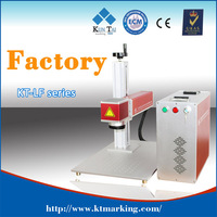 hot sale high precision fiber laser marking machine on metal material,fibre laser marking machine on metals