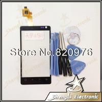 Original Touch screen Touchscreen Digitizer Glass Replacement For Amagatarai Tianyu W806 +Open Tools + Free Shipping