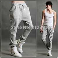Mens Harem Pants Casual Sports Trousers Desgual Joggers Dance Baggy Pants Men/Casual Plus Size Sportwears Free Shipping