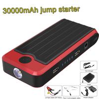 High quality 12000mAh car emergency jump starter multi-functional power bank in stock