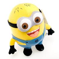 1pc 30cm Minions Plush For kids Despicable Me Movie Plush Toys Large Minion Plush Doll Dave Stuart Stewart