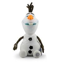 2PCS/Lot 30CM Frozen Olaf and Sven Plush Toy Stuffed Snowman & Kristoff friend Sven Milu deer plush brinquedos dolls