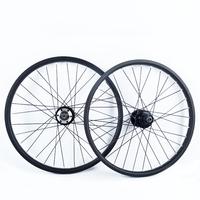 20'' 406 Folding Bikes Mountain Bicycles QUANDO 32 Holes Hubs Disc Brake Rim Wheelset Wheel Parts