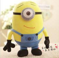 1pc pelucia minions big minion 50cm doll despicable me 2 minion plush toys send by random