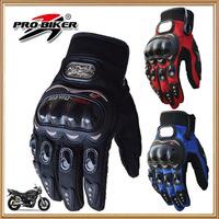 Hot Motor Guantes Luvas Para Motorcycle Pro Carbon Fiber Bomber Fo x Gloves Off Road Motocross Motorbike MTB Racing Glove M,L,XL