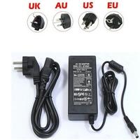 110V 220V to DC 12V 2a RGB LED Strip 3528 EU US AU UK Cord Plug Socket led power adapter 12v