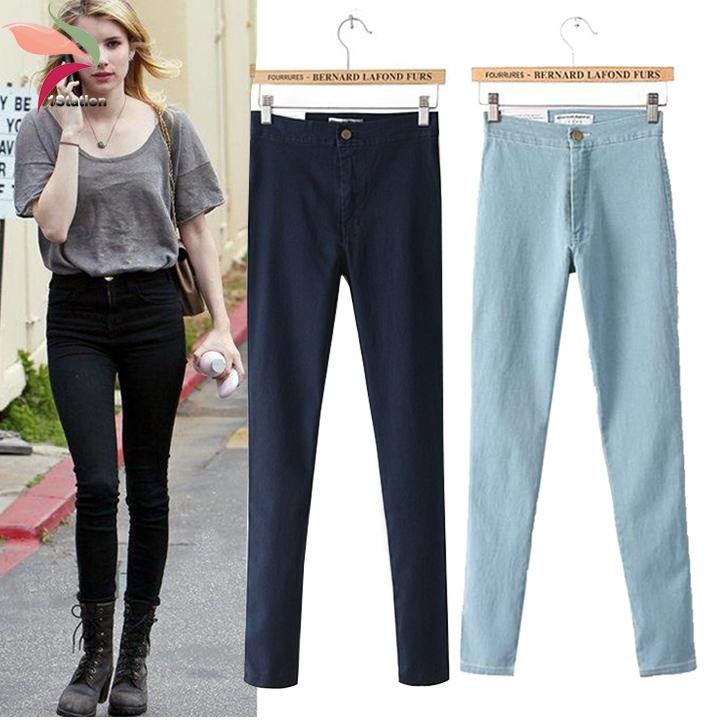 jeans ajustado mayor venta: