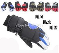 FreeShip by DHL/Fedex 360pair Man winter gloves sport windproof waterproof riding gloves snowboard Motorcycle gloves ski gloves
