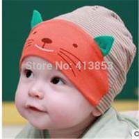 Lovely Christmas  Baby Hats Winter Hats  Kids Boy Girl Crochet Beanie 3D Model Hats Winter Cap For Children To Keep Warm A126