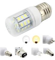 Energy-saving E27 27 5050 SMD White LED bulb AC 220V 230V 240V  LED Lamp High Quality LED Bulbs lamp Tubes