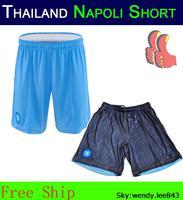 14 15 Thai Napoli Soccer Jerseys HIGUAIN HAMSIK CALLEJON INSIGNE 2015 Naples Away White Neaples Futbol Short
