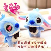 10pcs /lot mini plush cartoon doll for gift