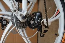 New 21 24 27 Speed BM Bicycle Bike 26 Folding Mountain Bike Bicicleta MTB Mountain Bicycle