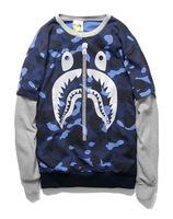 men autumn winter pullover hoodies print casual long sleeve sweatshirt hip hop tops streetwear tracksuit jacket coat B088