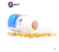 Free shipping 2bottles Fish Oil Soft Capsule - cleaning up blood vessels, activating the brain 1000mg/pcs*100pcs / bottle/pack