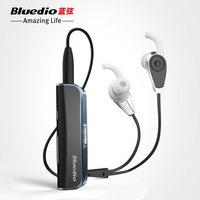 Original Bluedio i6 Wireless Bluetooth 4.1 Headset Earphone Stereo Bluetooth Headset Sport Earphone Free Shipping