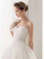Fashion2015Wedding dress wedding qi formal dress lace princess puff skirt yarn