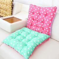 X171 candy colors spell color sofa cushion car seat cushion