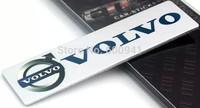 1pcs Car Motor Aluminium Alloy Fender Hood Trunk Badge Emblem for volvo