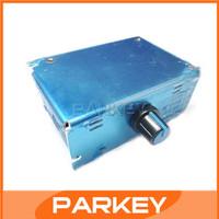 5pcs DC PWM Speed Controller Stepless Speed / Pulse Motor Regulator Switch / Dimmer / Governor 9V-60V 20A Aluminum  #200014