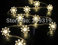 Christmas Florwer string lights  Christmas tree  10 meters