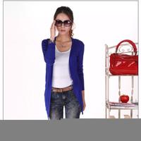 International brand sweaters 2014 women fashion versatile slim cardigan many type colors of knitted sweater