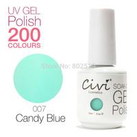 Civi Nail Gel Soak off UV nail gel 30 days Long Lasting 200 Gorgeous Colors The Best Gel Polish Choose 4 Colors
