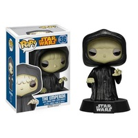 HOT SALE NEW 2014 FUNKO POP NO.119 Star Wars Emperor Palpatine action figure  new box  in stock