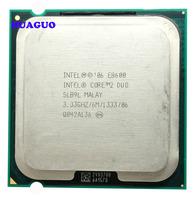 HUAGUO for Intel Core 2 Duo E8600 3.33 GHz Dual-Core CPU Processor SLB9L LGA 775
