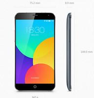 2014! New Original Meizu MX4 Quad+ Quad-core 32G Rom 2GB dual-channel LPDDR3 memory  Mobile Phone smart phone cell phones Multi