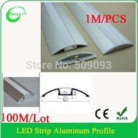 100M/Lot floor led profile width up to 12mm led strips garden decorations floor lighting