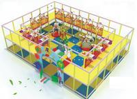 Indoor shooting playground
