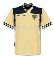 Leeds maillot deplacement 2013/15 macron Leeds maillot  player version gold jersey