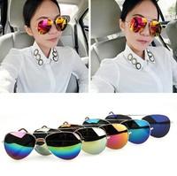10pcs/lot Best selling Classic retro fashion sunglasses wholesale Anti-UV sunglasses Frog mirror for men and women