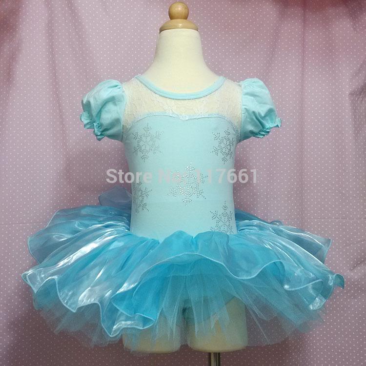 Wholesale hot selling Free shipping-Girls Ballet Tutu Skate Dance Dress 5 / bag(China (Mainland))