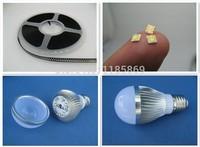 2000pcs/lot SMD 2828 sharp LED 2828 LED Lamps Chip, 50-55lm LED Diode 12V, Light-Emitting Diodes 2828 for LED Light *
