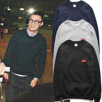 2014 autumn winter famous brand fashion jacket sport coat outdoor pullover man hoodies sweatshirt sportswear B074
