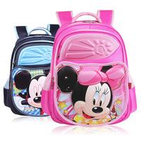 2015 new nylon cartoon kids backpacks mochila primary school sports bag children school bags for student girls boys