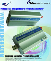 Quad band RS232  M1306B modem for sending and receiving sms mms  wavecom Q24plus modem