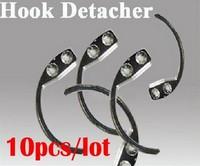 10pcs/lot Stainless Steel Lock hook of Sensormatic handheld detacher eas hard tag