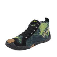 NEW men  fashion casual camouflage canvas shoes breathable male shoes Factory direct  sports shoes