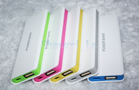 10pcs/lot for iphone 6 samsung 5600mAh Power Bank External Battery free shipping with package new arrivel