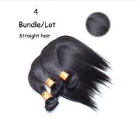 indian virgin hair straight 4pcs lot,cheap indian remy straight hair extensions,queen beauty hair 100% human hair weaving