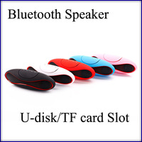 New Arrival Mini Bluetooth speaker Rugby stereo Active bluetooth music player wireless speaker For cell phone PC computer 15pcs