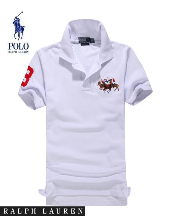 Grátis frete novo 2014 polo ralphly laurens marca homens 3 camiseta cavalo camisetas manga curta camiseta de fitness verão outono Camisa(China (Mainland))