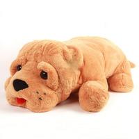"""Giant Huge 35""""/90cm Shai Pei Dog Stuffed Plush Animal Toy & Free Shipping"""