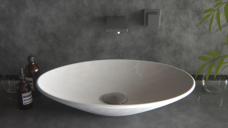 Lavabos Ovalados Para Baño:ovalado online al por mayor de China, Mayoristas de lavamanos ovalado