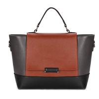 Fashion brand shoulder bags messenger bags women bag  with zipper&hasp for lady handbag bag