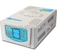 Relay Type TMJ-A 800 VA Voltage Stablizer Safety Singe Phase Improve Heat Dissipation Power Regulator