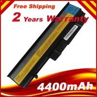 4400MAH Laptop Battery for Lenovo 55Y2019 L08S6D12 IdeaPad Y330 U330-20001 U330-2267 V350